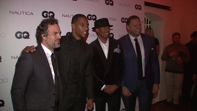 Gentlemen's Cocktail Reception Awards Ceremony at The Gent on October 22 2015 in New York City