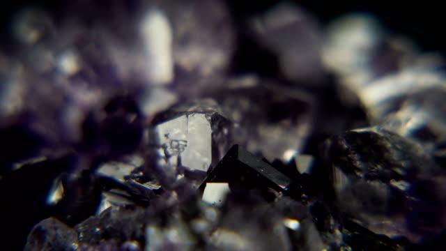 Geode Crystal Background