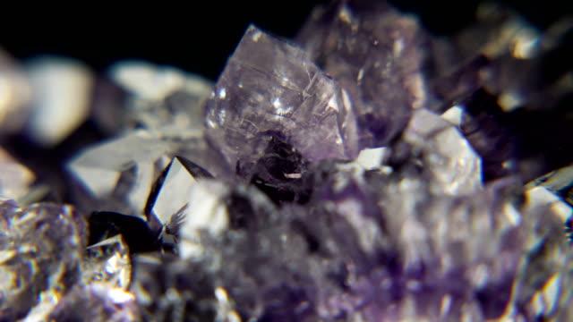 Geode Crystal Macro