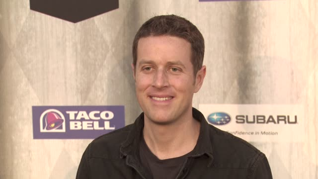 geoff keighley at the spike tv's 'scream awards at universal city ca - universal city stock videos & royalty-free footage