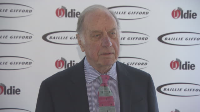 geoffrey palmer at the oldie of the year awards at simpsons in the strand on january 30 2018 in london england - geoffrey palmer stock videos and b-roll footage