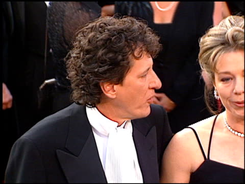 Geoffrey Rush at the 1997 Academy Awards Arrivals at the Shrine Auditorium in Los Angeles California on March 24 1997