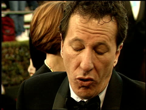 Geoffrey Rush at the 1999 Screen Actors Guild SAG Awards at the Shrine Auditorium in Los Angeles California on March 7 1999