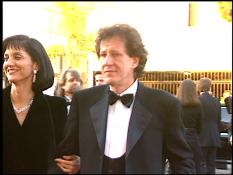 Geoffrey Rush at the Screen Actor's Guild Awards at the Shrine Auditorium in Los Angeles California on February 22 1997