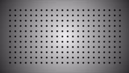 Geometric Circles Undulate Background