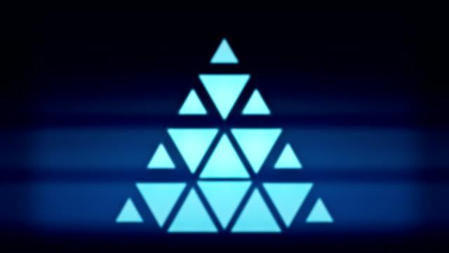 Geometrische Form lights
