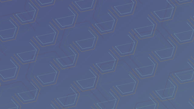 geometric shape pattern - textile patch stock videos & royalty-free footage