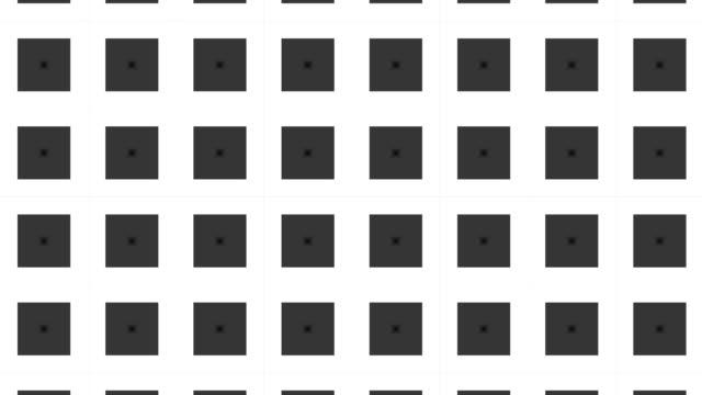 幾何学的形状, パターンモーション - 投影図点の映像素材/bロール