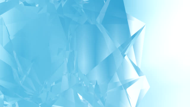 geometrical background HD animation