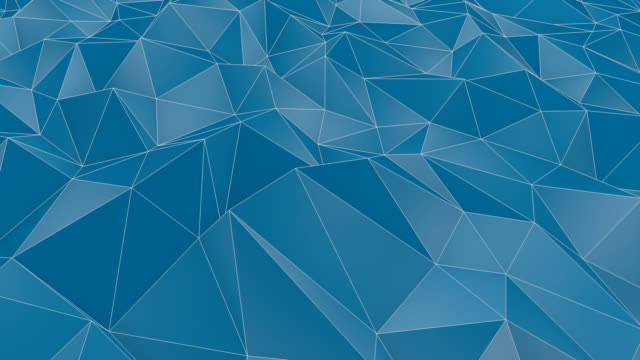 geometrical background.3d animation - poster template stock videos and b-roll footage