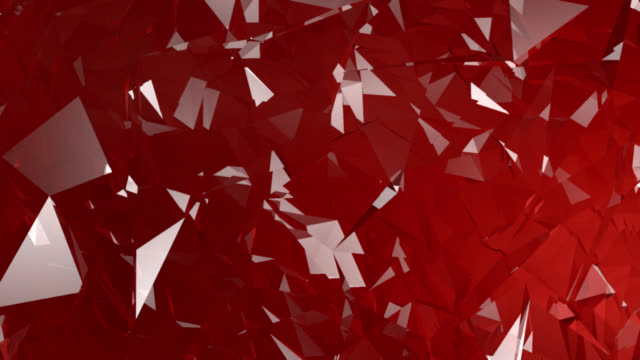 Geometrical background.HD animation