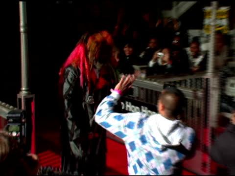 george clinton at the 2006 vh1 hip hop honors at the hammerstein ballroom in new york new york on october 7 2006 - hammerstein ballroom bildbanksvideor och videomaterial från bakom kulisserna