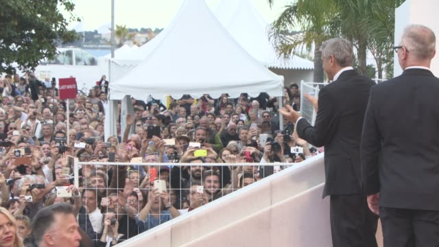 George Clooney at 'Money Monster' Red Carpet on May 12 2016 in Cannes France