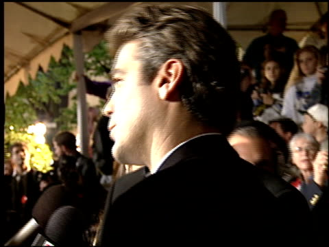George Clooney at the 1995 People's Choice Awards at Universal Studios in Universal City California on March 5 1995