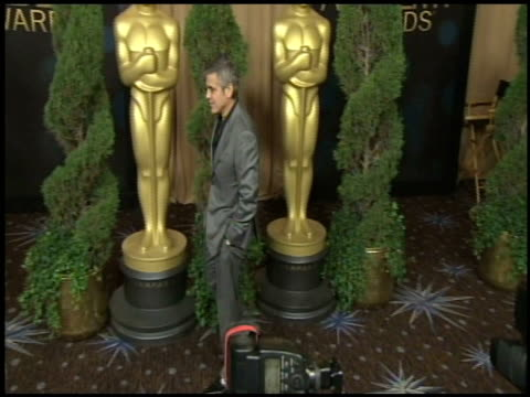 George Clooney at the 84th Academy Awards Nominations Luncheon in Beverly Hills CA on 2/6/12