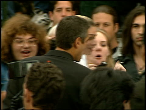 George Clooney at the 'Batman and Robin' Premiere on June 12 1997