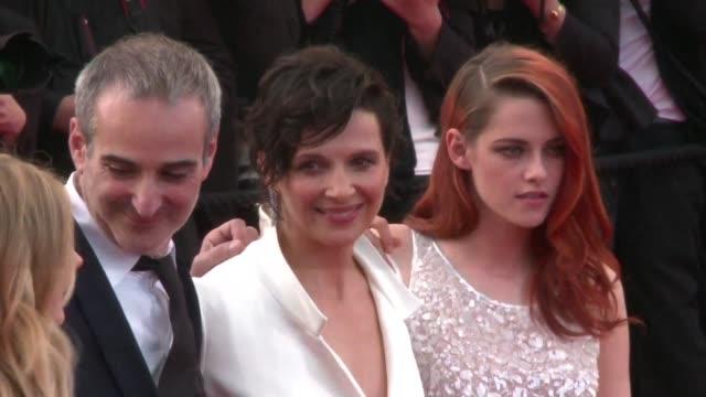 George Clooney Kristen Stewart Ryan Gosling Charlize Theron Marion Cotillard Lea Seydoux and Juliette Binoche are among the stars who will walk the...