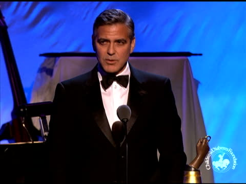 George Clooney on the event at 26th Anniversary Carousel of Hope Ball on in Beverly Hills CA