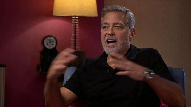 """george clooney saying people's nostalgia for old times """"may not be factually correct"""" - nostalgia stock videos & royalty-free footage"""