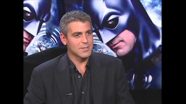 george clooney's inspirational story - george clooney stock videos & royalty-free footage