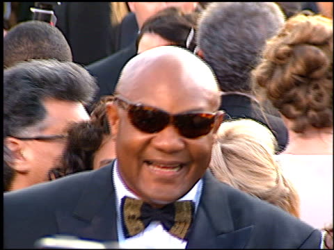 george foreman at the 1997 academy awards arrivals at the shrine auditorium in los angeles california on march 24 1997 - 69th annual academy awards stock videos & royalty-free footage