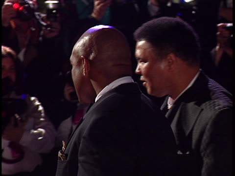 George Foreman at the Academy Awards 97 at Shrine Auditorium