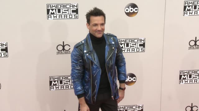 george kotsiopoulos at 2016 american music awards at microsoft theater on november 20 2016 in los angeles california - american music awards stock videos and b-roll footage