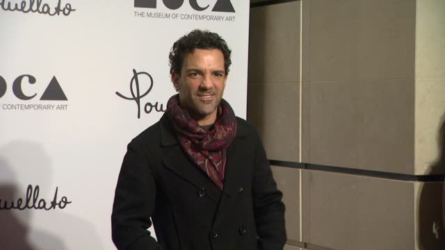 George Kotsiopoulos at Pomellato Celebrates The Opening Of Its Rodeo Drive Boutique Hosted By Tilda Swinton And Benefiting MOCA on 1/30/12 in Los...