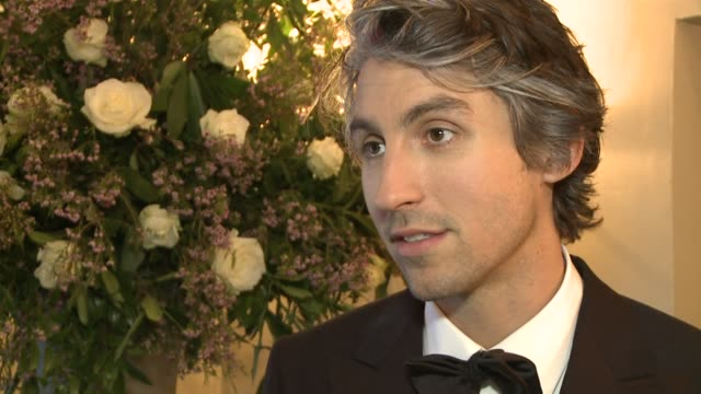 george lamb the fragrance awards on april 14 2011 in london england - einzelner mann über 30 stock-videos und b-roll-filmmaterial