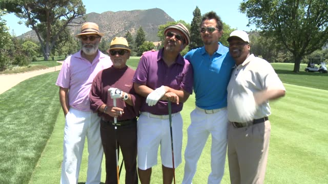 George Lopez and Andy Garcia at Screen Actors Guild Foundation4th Annual Los Angeles Golf Classic George Lopez and Andy Garcia at Screen Actors at...