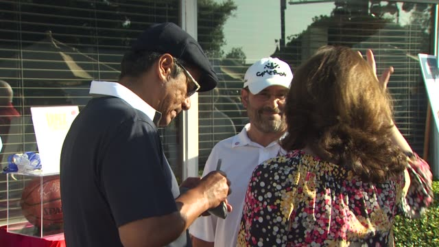 George Lopez Ann Lopez at the Third Annual George Lopez Celebrity Golf Classic 2010 Audi quattro Cup at Toluca Lake CA