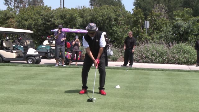 George Lopez at Lakeside Golf Club on May 04 2015 in Toluca Lake California