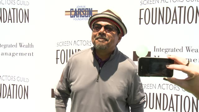 George Lopez at Screen Actors Guild Foundation 4th Annual Los Angeles Golf Classic George Lopez at Screen Actors Guild Foundation 4th at Lakeside...
