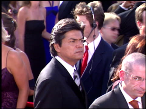 George Lopez at the 2003 Emmy Awards at the Shrine Auditorium in Los Angeles California on September 21 2003