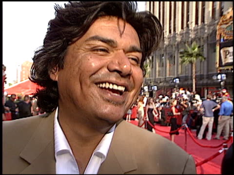 george lopez at the 2003 espy awards at the kodak theatre in hollywood, california on july 16, 2003. - espy awards stock videos & royalty-free footage