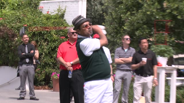 George Lopez at The 7th Annual George Lopez Celebrity Golf Classic Presented By Sabra Salsa at Lakeside Golf Club on May 05 2014 in Toluca Lake...