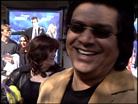 George Lopez at the 'Agent Cody Banks' Premiere on March 8 2003