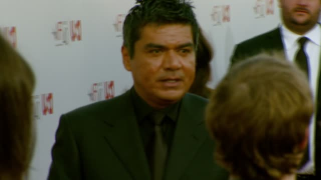 George Lopez at the Al Pacino Honored with 35th Annual AFI Life Achievement Award at the Kodak Theatre in Hollywood California on June 7 2007