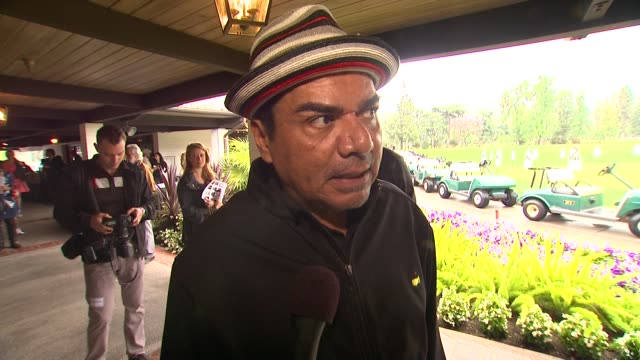 INTERVIEW George Lopez on the event at 6th Annual George Lopez Celebrity Golf Classic MercedesBenz Dealer Championship on 5/6/13 in Los Angeles CA