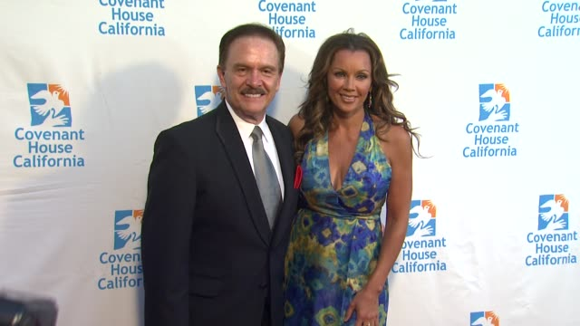 George Lozano Vanessa Williams at Covenant House California 2012 Gala And Awards Dinner at Skirball Cultural Center on June 07 2012 in Los Angeles...