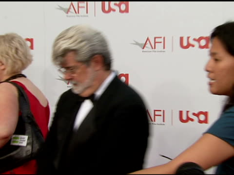 George Lucas at the 34th AFI Life Achievement Award A Tribute To Sean Connery at the Kodak Theatre in Hollywood California on June 8 2006