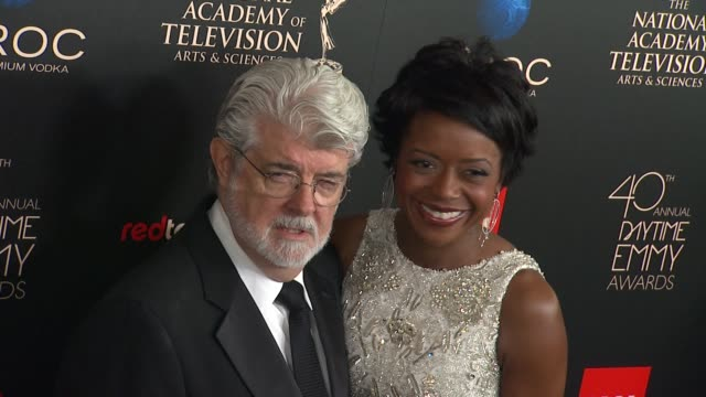 George Lucas at The 40th Annual Daytime Emmy Awards on 6/16/13 in Los Angeles CA