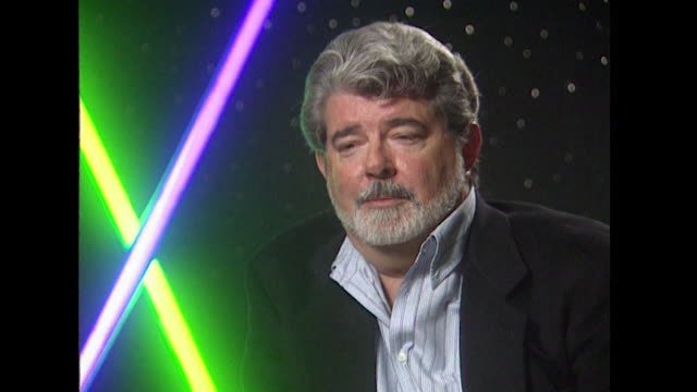 george lucas comments on star wars toy merchandising - star wars stock videos & royalty-free footage