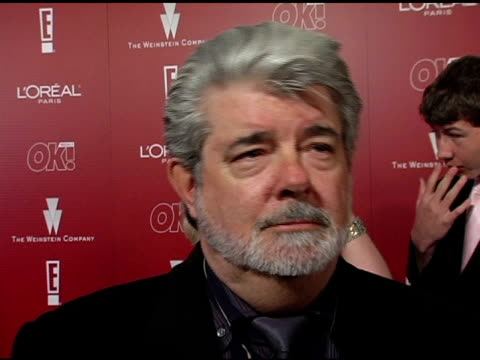 George Lucas on Oscar weekend 'Indiana Jones 4' his new script 'Red Tails' his animated Star Wars series and on interior decorating at the 2006...