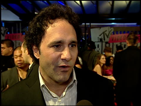 george maloof owner of palms hotel and casino on being very proud to have the vma's at his hotel at the 2007 mtv video music awards at the palms... - mtv stock videos & royalty-free footage