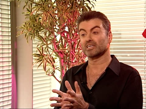 George Michael interview George Michael interview SOT Describes events of previous week / I don't even remember if I got any action / Describes...