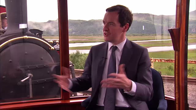 George Osborne has spent the day with Sky News' Political Editor Faisal Islam and warned those on the lowest incomes working in the country's most...