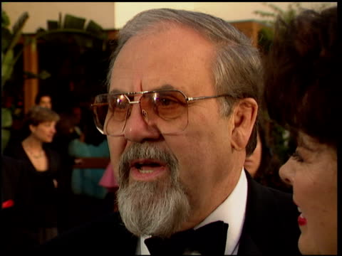 george schlatter at the 1996 academy awards vanity fair party at morton's in west hollywood california on march 25 1996 - 68th annual academy awards stock videos and b-roll footage