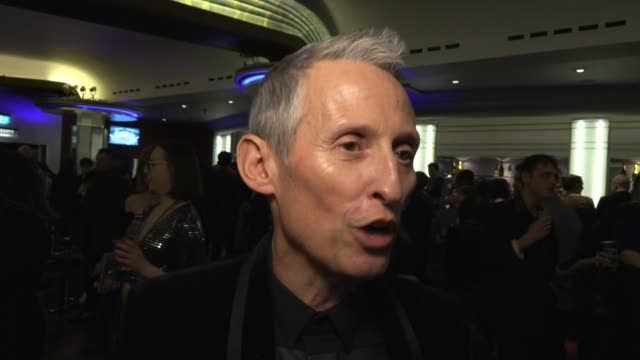 george stiles on the awards and mary poppins at whatsonstage awards on march 01 2020 in london england - presentation stock videos & royalty-free footage