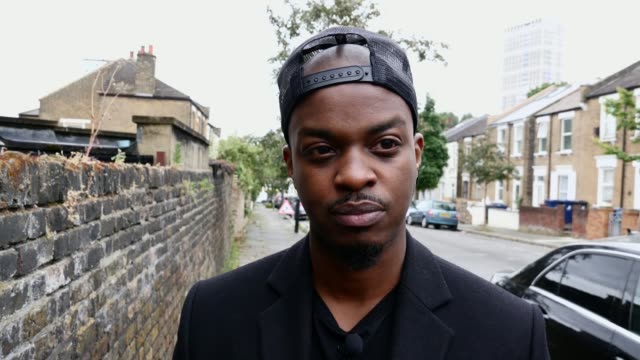 george the poet interview about black lives matter protests england london ext george mpanga / 'george the poet' interview sot re black lives matter... - poetry stock videos & royalty-free footage
